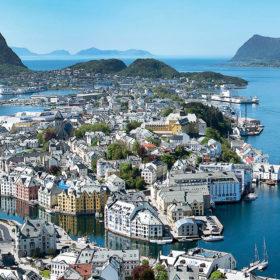 Pusse opp bad Ålesund