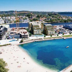 Pusse opp bad Kristiansand
