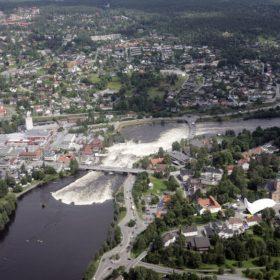 Pusse opp bad Kongsberg