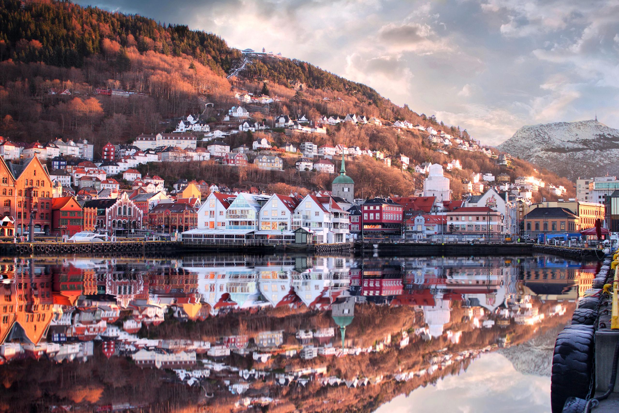 Pusse opp bad Bergen