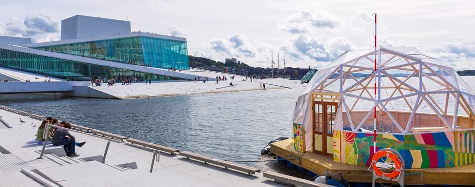 Pusse opp bad Oslo